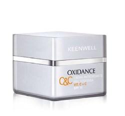 Keenwell Oxidance C&C Antioxidant Multidefense Cream – Крем антиоксидантный мультизащитный дневной СЗФ 15 с витамином С, 50 мл - фото 16443