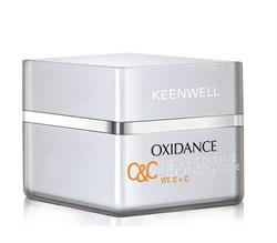 Keenwell Oxidance C&C Regenerating Antioxidant Night Cream – Крем антиоксидантный регенерирующий ночной с витамином С, 50 мл - фото 16445