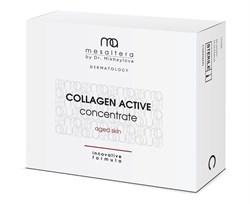 Mesaltera Collagen Active Concentrate – Активный концентрат для возрастной кожи, 10 шт. по 2 мл - фото 16464