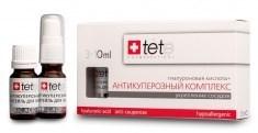 Tete Cosmeceutical Гиалуроновая кислота + антикупероз, 3 х 10 мл - фото 8079