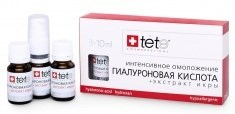 Tete Cosmeceutical Hyaluronic Acid & Caviar – Гиалуроновая кислота + экстракт икры, 3 х 10 мл - фото 8083