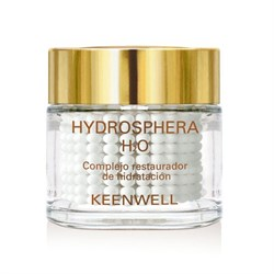 "Keenwell Hydrosphera H2O – Комплекс суперувлажняющий ревитализирующий ""Гидросфера"", 80 мл - фото 8115"