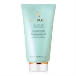 Keenwell Biopure Gel-Mousse Purificante – Гель-мусс очищающий Биопуре, 150 мл - фото 8120