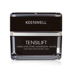 Keenwell Tensilift Ultra Lifting Anti-Rides Night Cream – Крем ультралифтинговый омолаживающий ночной Тензилифт, 50 мл - фото 8378