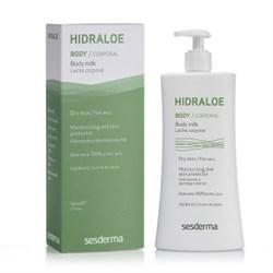 Sesderma Hidraloe Body Milk – Молочко для тела Гидралое, 400 мл - фото 8457