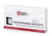 Tete Cosmeceutical Hyaluronic Acid Pure – 100% гиалуроновая кислота, 3 x 10 мл