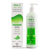 Dermatime Aloe V Pro Cream Gel – Алоэ ПРО крем-гель Дерматайм, 380 мл