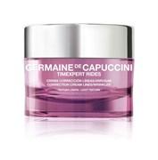 Germaine De Capuccini Timexpert Rides Correction Cream Lines & Wrinkles Rich – Крем насыщенный корректирующий  для сухой кожи, 50 мл