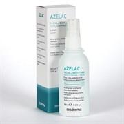Sesderma Azelac Facial, Hair and Body Lotion – Лосьон для лица, волос и тела с азелаиновой и салициловой кислотами Азелак, 100 мл