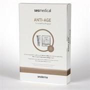 Sesderma Sesmedical Anti-Age Personal Peel Program – Индивидуальная пилинг-программа антивозрастная, 15 мл + 4 диска