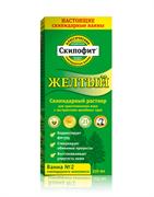 Скипофит – скипидарный раствор «Желтый» для принятия ванн с экстрактами целебных трав, 250 мл