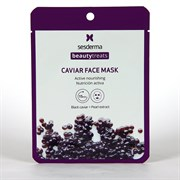 Sesderma Beauty Treats Black Caviar Face Mask – Маска питательная икровая для лица, 1 шт.