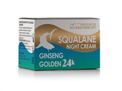 Squalane крем для лица ночной Сквален, 50 мл