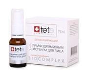 Tete Cosmeceutical Биокомплекс детоксицирующий с лимфодренажным действием 30+, 15 мл
