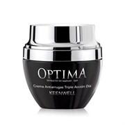 Keenwell Optima Anti-Wrinkle Cream Triple Action Day – Крем дневной против морщин тройного действия Оптима, 55 мл